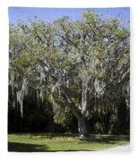 Ear Tree Fleece Blanket