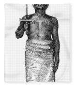 East Africa: Executioner Fleece Blanket