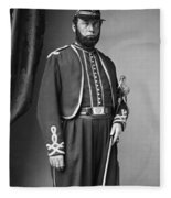 Edgar A. Kimball (1822-1863) Fleece Blanket