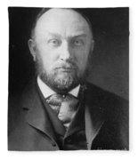 Edward Pickering, American Astronomer & Fleece Blanket