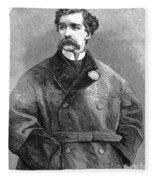 Edward Sothern (1826-1881) Fleece Blanket
