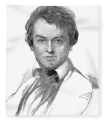 Edwin Forrest (1806-1872) Fleece Blanket