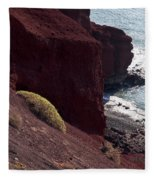 El Golfo Ash Mountain Fleece Blanket