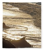 Eldorado Beach Fleece Blanket
