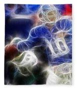 Eli Manning Ny Giants Fleece Blanket