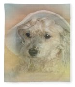 Emily's Bonnet Fleece Blanket