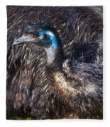 Emu Fleece Blanket