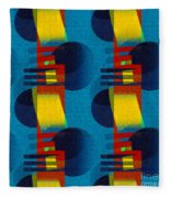 En Formes 01f Fleece Blanket