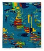 En Formes 03 Fleece Blanket