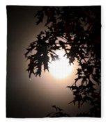 Enchanted By Moonlight Fleece Blanket