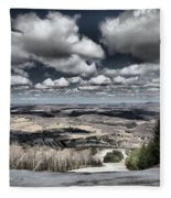 End Of The Season Fleece Blanket