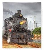 Engine 25 0040 Fleece Blanket