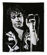 Eric Burdon In Concert-2 Fleece Blanket