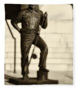 Ernest Hemingway The Old Man And The Sea Fleece Blanket