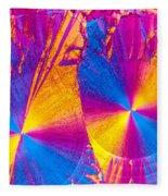 Erythromycin Crystal Fleece Blanket
