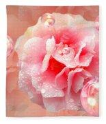 Essence Of Sophie Fleece Blanket