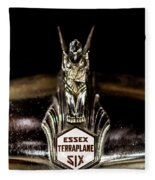 Essex Terraplane Six Fleece Blanket