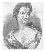 Esther Johnson (1681-1728) Fleece Blanket