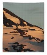 Evening Into Night Fleece Blanket