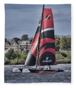 Extreme 40 Team Alinghi Fleece Blanket