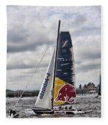 Extreme 40 Team Red Bull Fleece Blanket