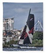 Extreme 40 Team Wales 2 Fleece Blanket