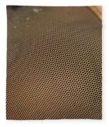 Eye Of Horsefly Fleece Blanket