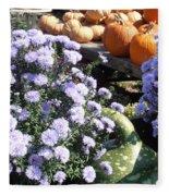Fall Medley Fleece Blanket