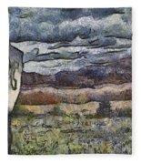 Falling Skies Fleece Blanket