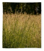 Fallow Field Fleece Blanket
