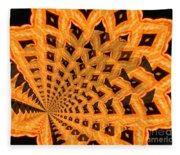 Fancy Coral Fleece Blanket