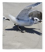 Faster Than The Other Guy Fleece Blanket