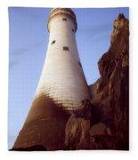 Fastnet Rock, County Cork, Ireland Fleece Blanket