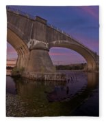 Fernbridge Dusk Fleece Blanket