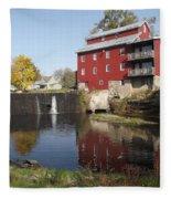 Fertile Mill Fleece Blanket