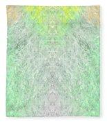 Fierfly Macro1 Fleece Blanket