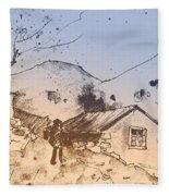 Fikardou 02 Fleece Blanket