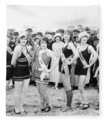 Film Still: Beauty Pageant Fleece Blanket