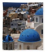 Fira Santorini Fleece Blanket