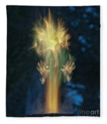 Fire Angel Fleece Blanket