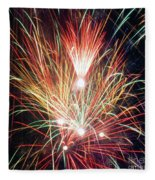 Fireworks One Fleece Blanket