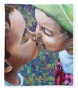 First Love Fleece Blanket