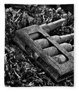 First World War Bullets Fleece Blanket