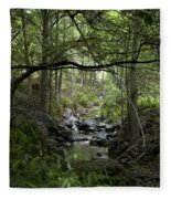Fish Creek Fleece Blanket
