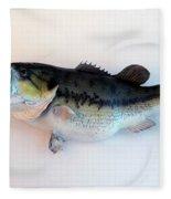 Fish Mount Set 07 A Fleece Blanket
