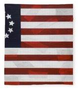 Flag - Constitution Fleece Blanket
