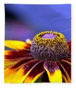 Flakes Of Pollen Fleece Blanket