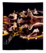 Flamboyant Cuttlefish Fleece Blanket