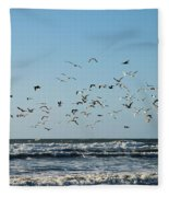 Flight Fleece Blanket