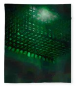 Flood Light Fleece Blanket